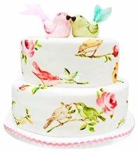 №4392 Свадебный торт