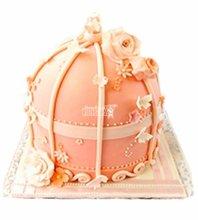 №4393 Свадебный торт