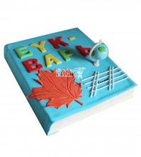 №4403 Торт на 1 Сентября
