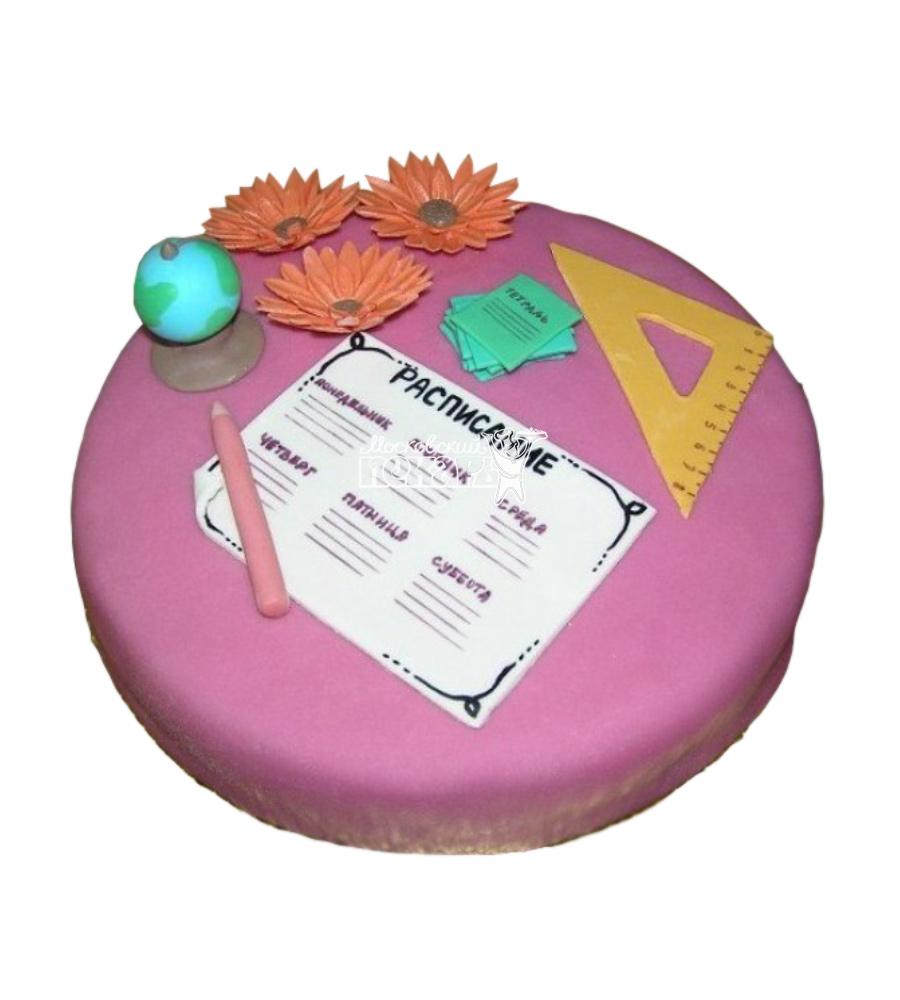 №4404 Торт на 1 Сентября