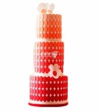 №4413 Свадебный торт