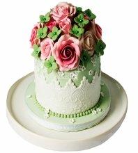 №4414 Свадебный торт