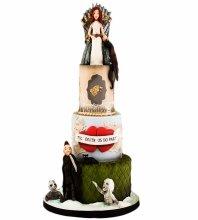 №4415 Свадебный торт игры престолов
