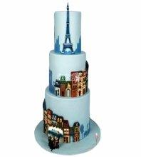 №4422 Свадебный торт