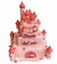 №4435 Торт замок