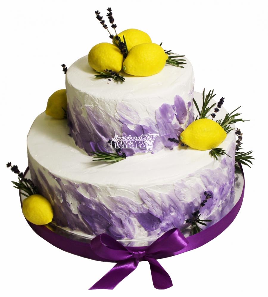 №4437 Свадебный торт