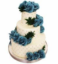 №4448 Свадебный торт