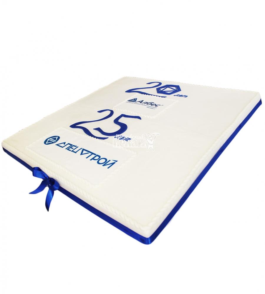 №4451 Корпоративный торт