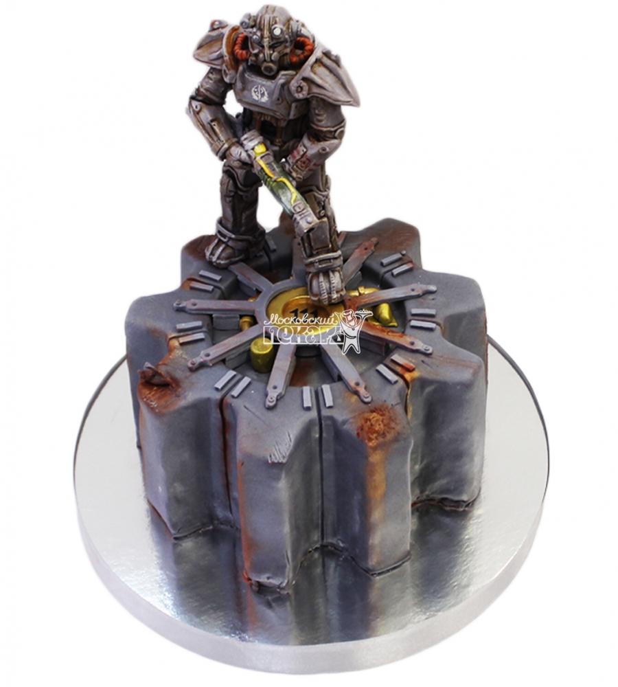 №4452 Торт робот