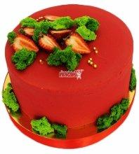 №4474 Велюровый торт