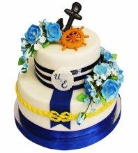 №4482 Свадебный торт