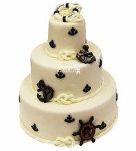 №4486 Свадебный торт