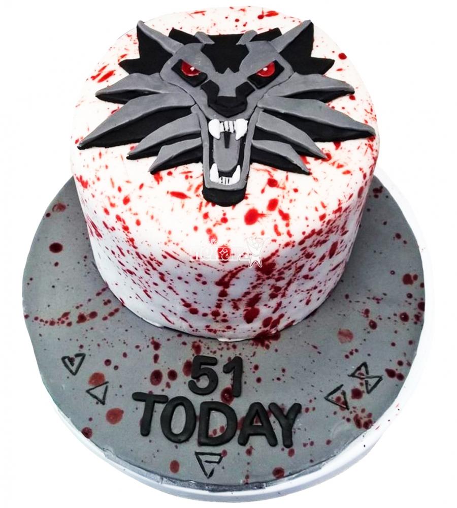 №4538 Торт Ведьмак