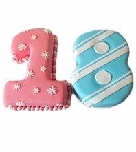 №4540 Торт близнецам