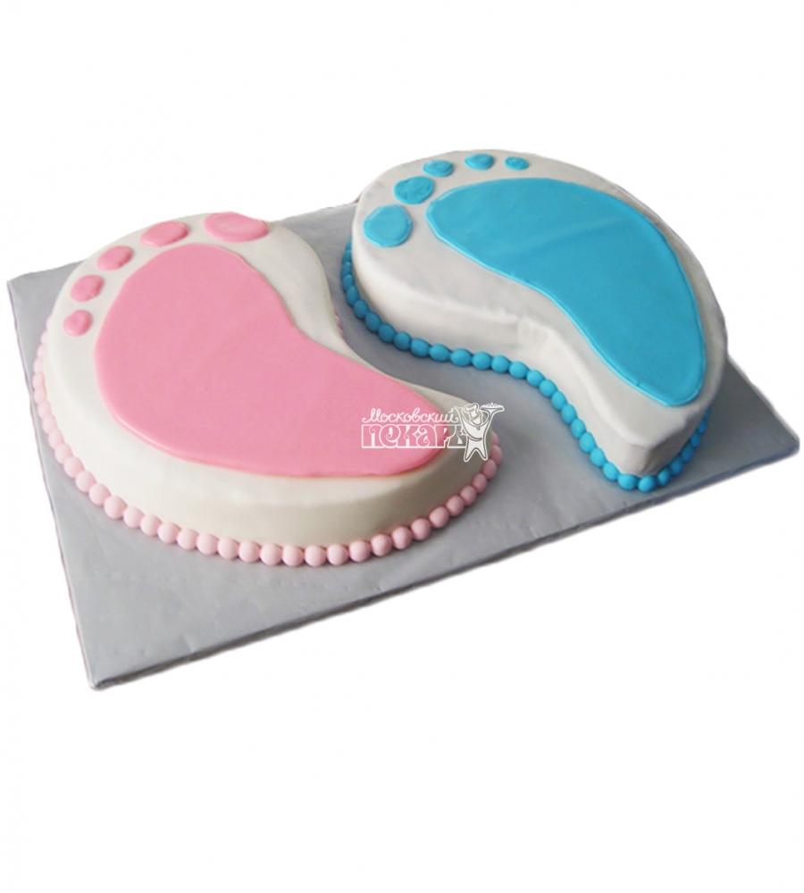 №4553 Торт близнецам