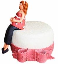 №4576 Торт для будущей мамы