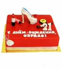 №4613 Торт для женщин