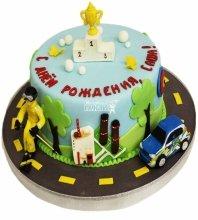 №4617 Торт на День Рождения