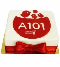 """№4621 Корпоративный торт для """"А101"""""""