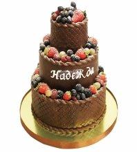 №4622 Торт с ягодами