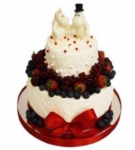 №4623 Свадебный торт