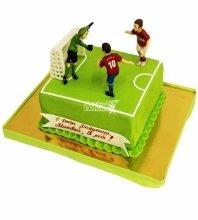 №4629 Торт футбол