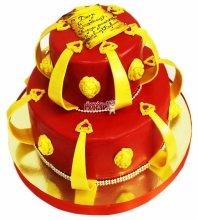 №4640 Торт корона