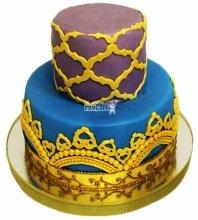 №4643 Свадебный торт
