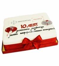 №4648 Корпоративный торт