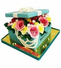 №4655 Торт подарок