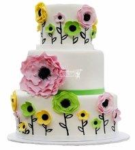 №4667 Свадебный торт