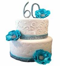 №4668 Свадебный торт