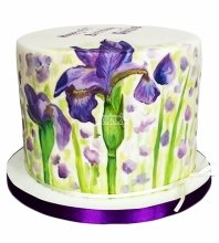 №4671 Свадебный торт