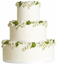 №4673 Свадебный торт