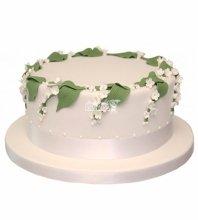 №4674 Свадебный торт