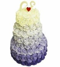 №4684 Свадебный торт