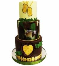 №4699 Свадебный торт