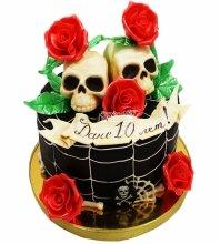 №4718 Торт на День Рождения