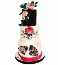 №4723 Свадебный торт