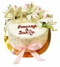 №4724 Торт на годовщину свадьбы