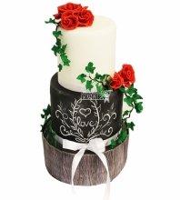 №4726 Свадебный торт