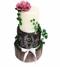 №4727 Свадебный торт