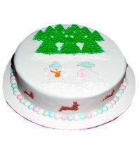 №4768 Торт на Новый Год