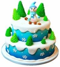 №4773 Торт на Новый Год
