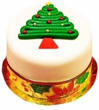 №4789 Торт на Новый Год