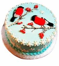 №4792 Торт на Новый Год
