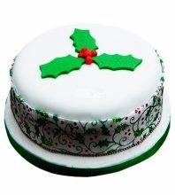 №4801 Торт на Новый Год