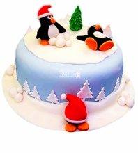 №4803 Торт на Новый Год
