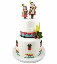 №4845 Свадебный торт