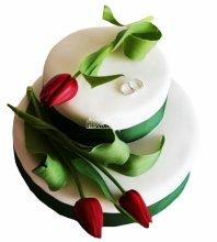 №4959 Свадебный торт